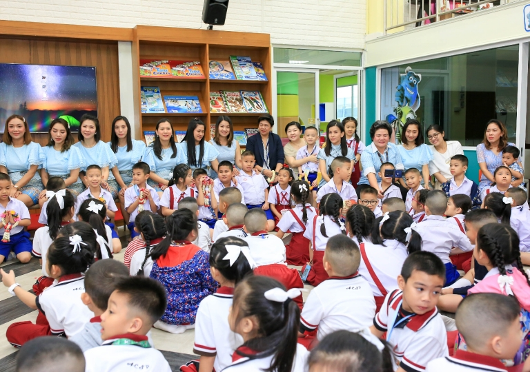 August 5, 2019 P1-P3 Mothers Day Celebration Presentation. Mother's Day is a celebration honoring the mother of the family, as well as motherhood, maternal bonds, and the influence of mothers in society.
