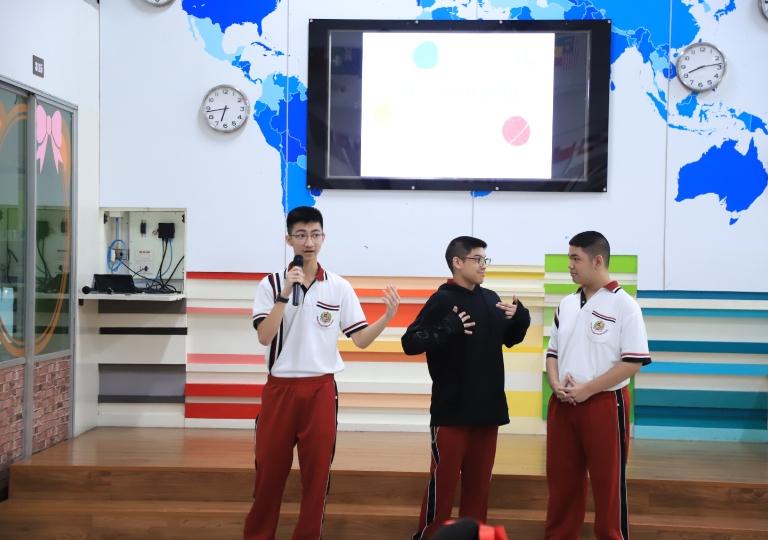 June 6, 2019 Morning Assembly M4-M6 Presentation The Global Goal